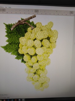 Gula vindruvor