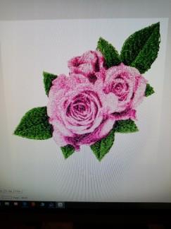 rosor i klunga